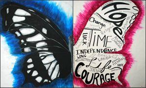 Define:Butterfly