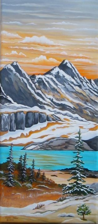Twin Peaks - Southwest & Florals by Carol