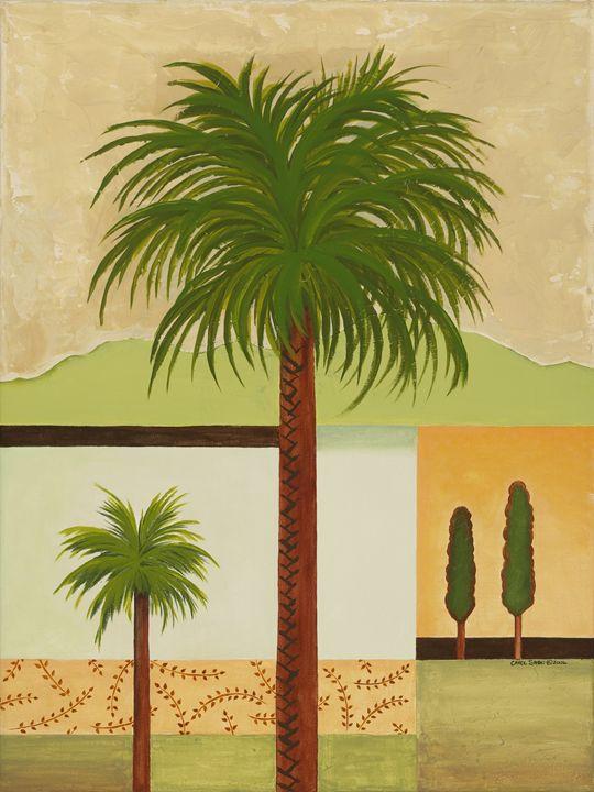 Palm Desert - Southwest & Florals by Carol