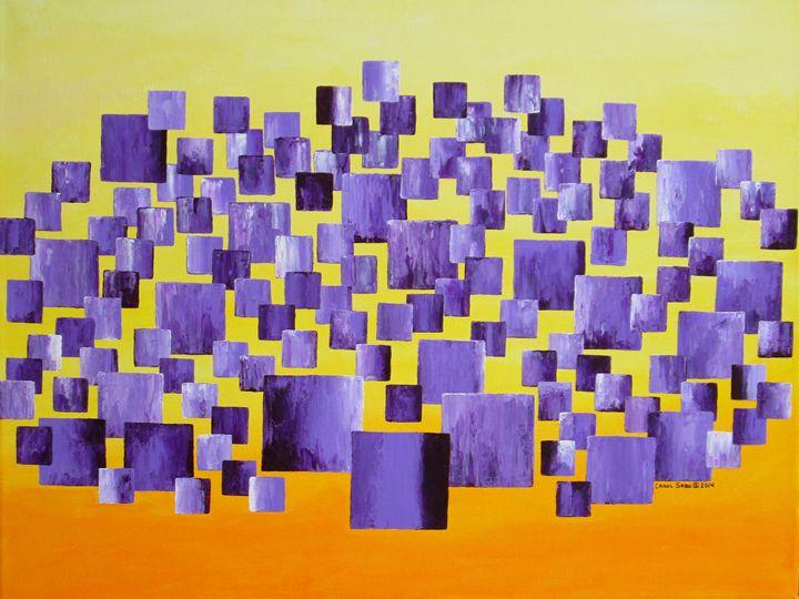 Pixel Parade - Southwest & Florals by Carol