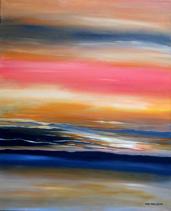 Land, Sea and Sky - Southwest & Florals by Carol