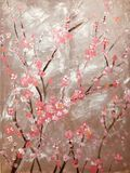 Pink Winter Plum Blossom