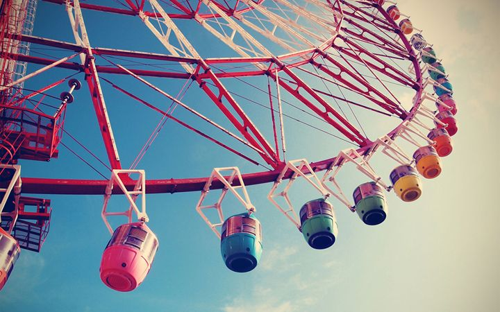 Ferris Wheel - My Photos