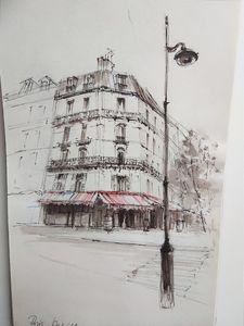 Café parisienne