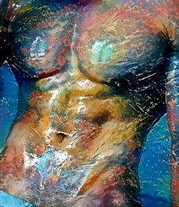 Male body Ibiza Vibes - Ibiza