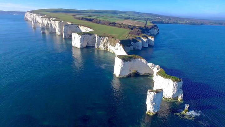 Old Harry Rocks - Petehazellphotography