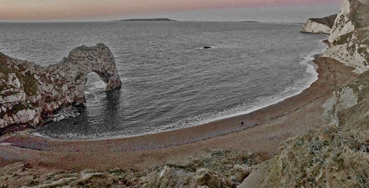Durdle door - Petehazellphotography