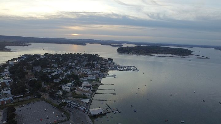 Sandbanks and Poole harbour - Petehazellphotography