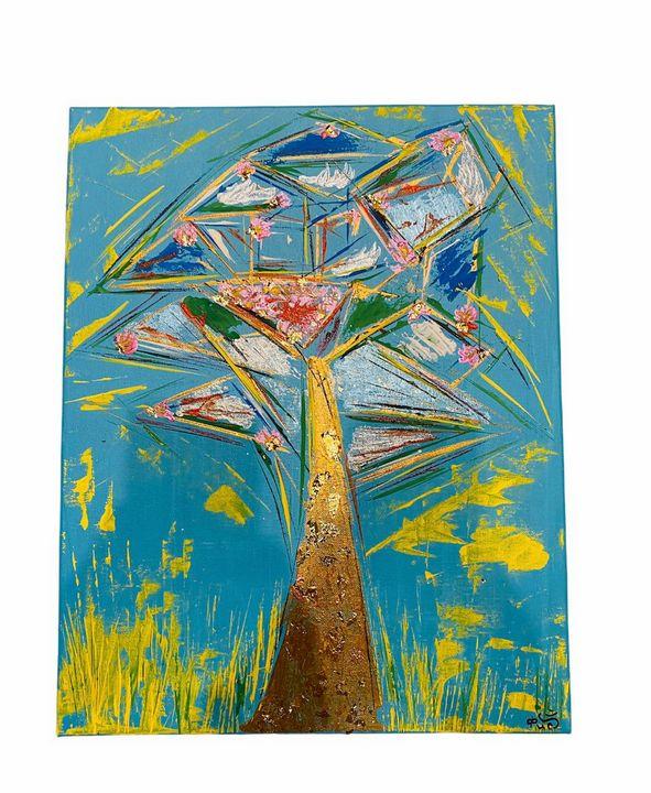 Life tree - Julia Fisenko