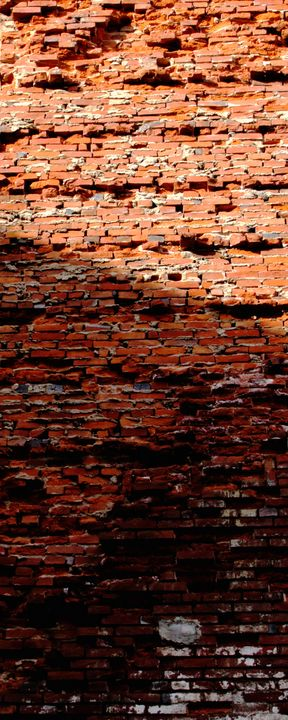 Forgoten Urban Masonry - Adventure Images