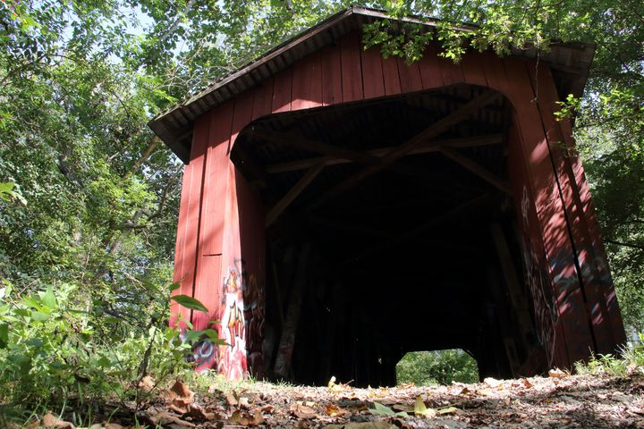 Covered Bridge - Adventure Images