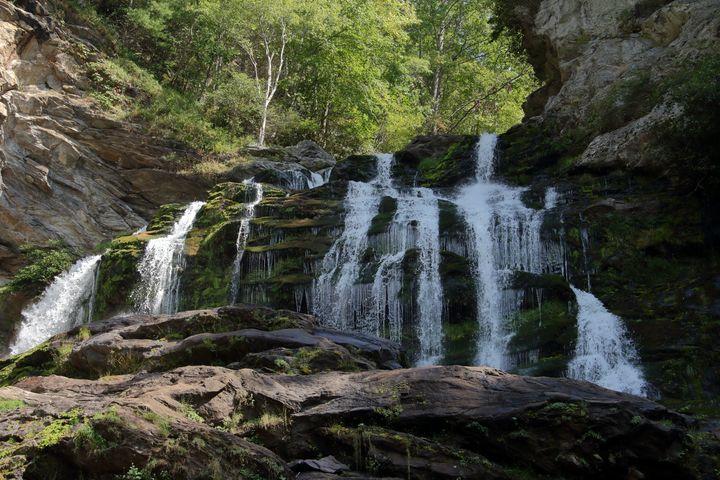 Cullasaja Falls - Adventure Images