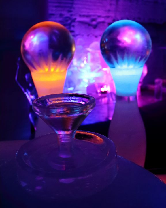 Apple Martini at the Ice Bar - Adventure Images