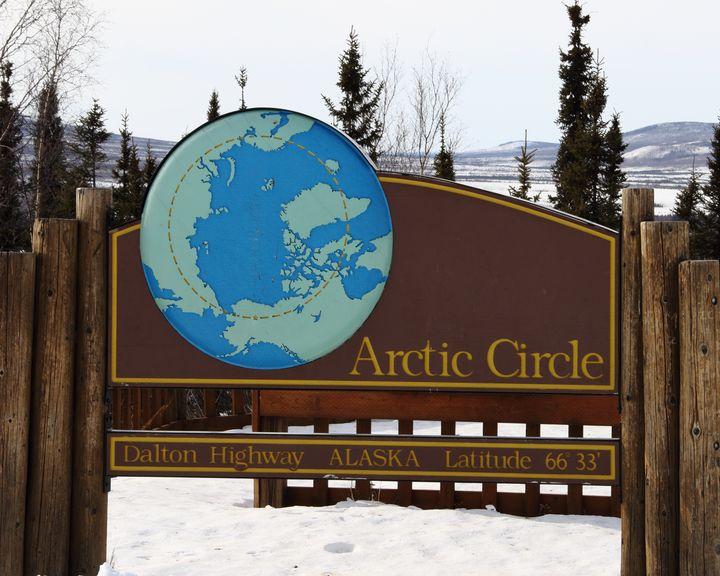 Enter Arctic Circle - Adventure Images