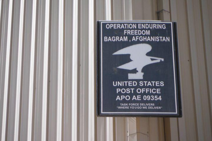 Bagram Post Office - Adventure Images