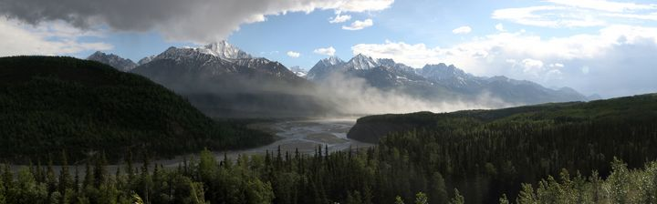 Just Glacier Dust In The Wind - Adventure Images