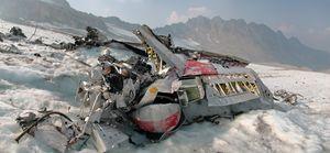 B-29 Wreckage