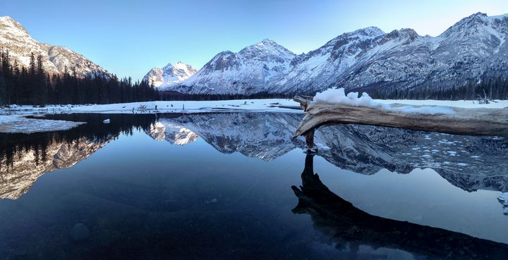 Alaska Reflections - Adventure Images
