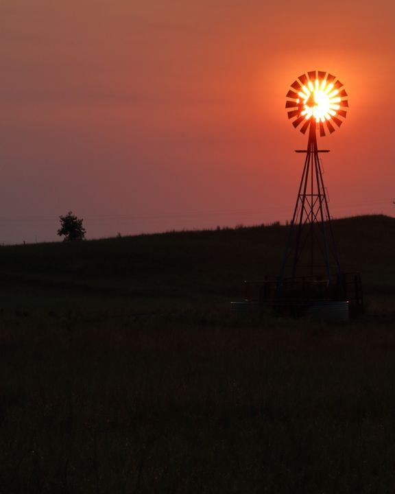 Ranch Country Sunrise - Adventure Images