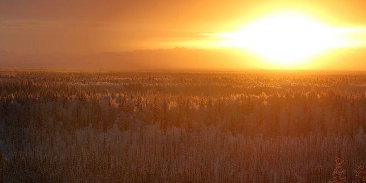 Atomic Sunset - Adventure Images