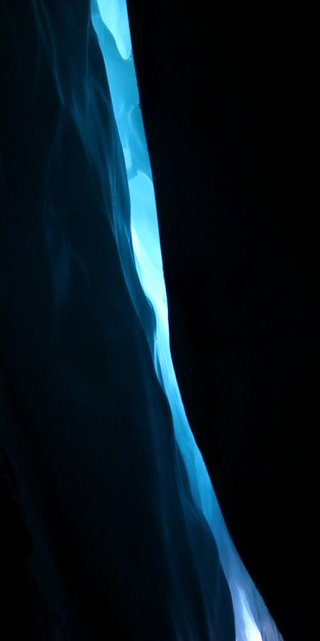 Ice Cave Glow - Adventure Images