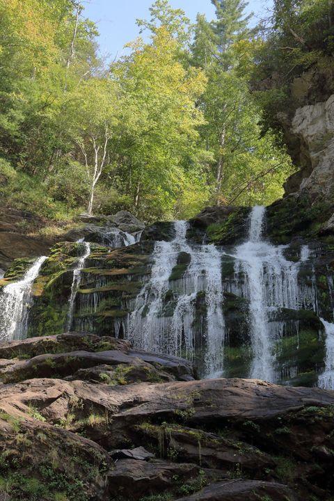 Cullasaja Falls II - Adventure Images