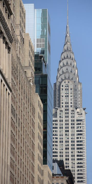 The Chrysler Building - Adventure Images