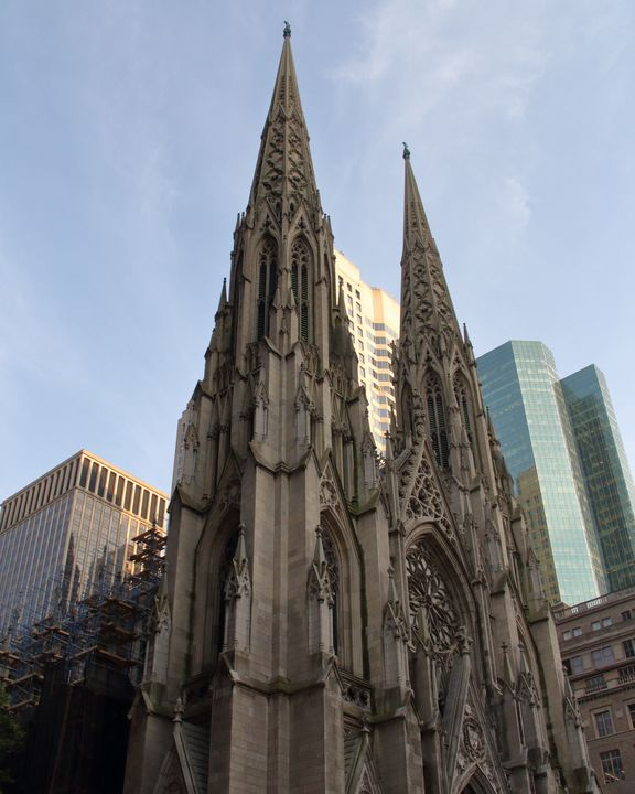 St. Patrick's Cathedral - Adventure Images