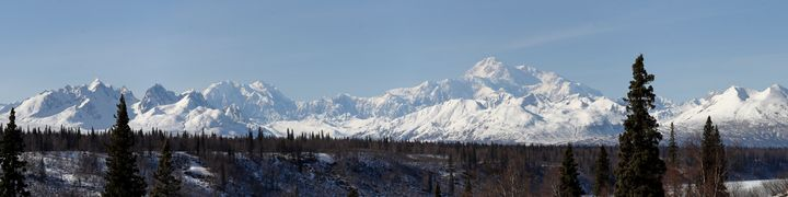 Denali Viewpoint South Panorama - Adventure Images