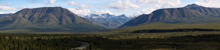 Road Through Wilderness - Adventure Images