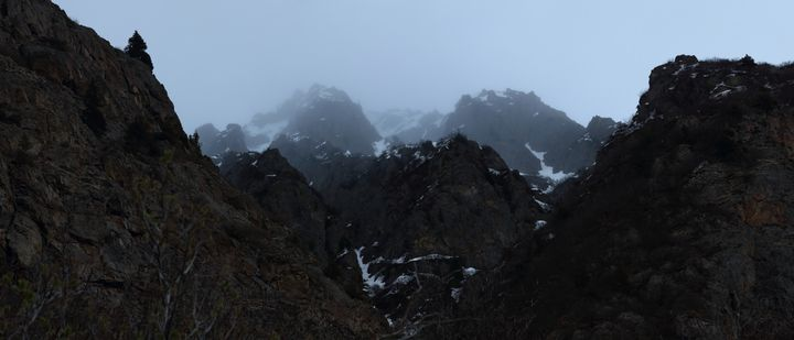 Up to Cloud Level - Adventure Images
