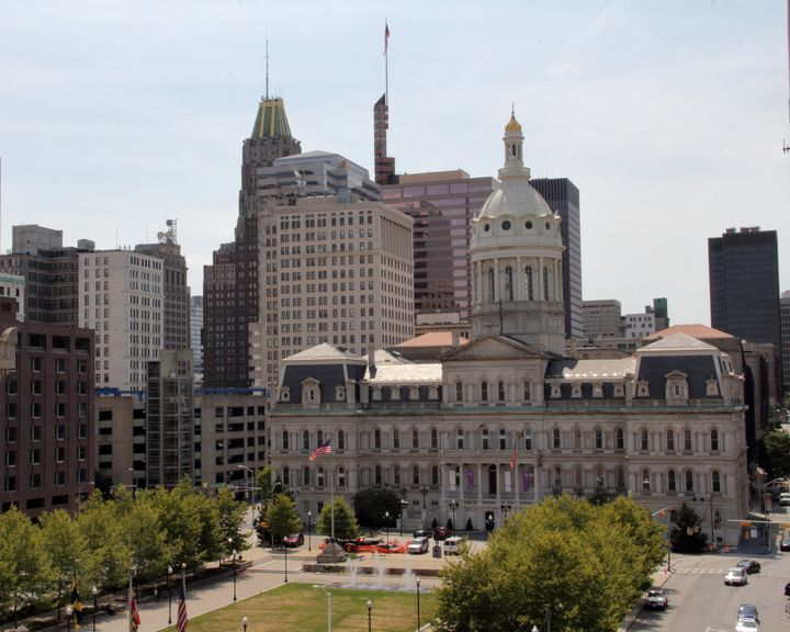 Baltimore City Hall - Adventure Images