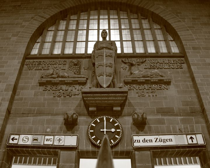 Stuttgart Train station - Adventure Images