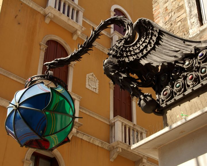 Venice Lamp - Adventure Images