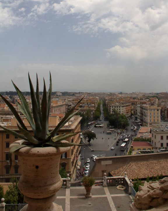 View of Rome - Adventure Images