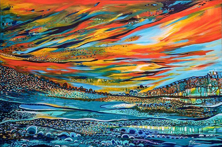 El viento que mueve mis alas. 2016 - Galeria Felix Murillo