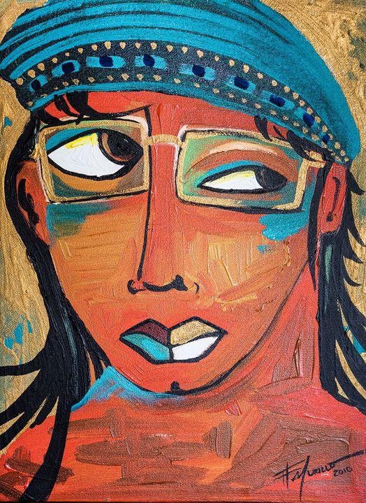 Retrato 5 - Galeria Felix Murillo