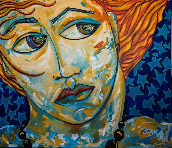 Estrella de circo - Galeria Felix Murillo