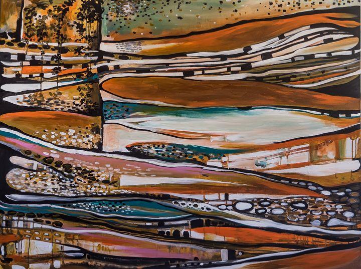 Mar de tierra - Galeria Felix Murillo