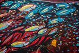 120x150cm large original painting