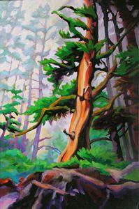 Spirit Tree - Mirja Vahala Artwork