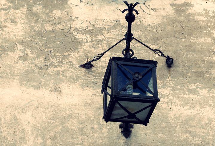old lantern - rokkis