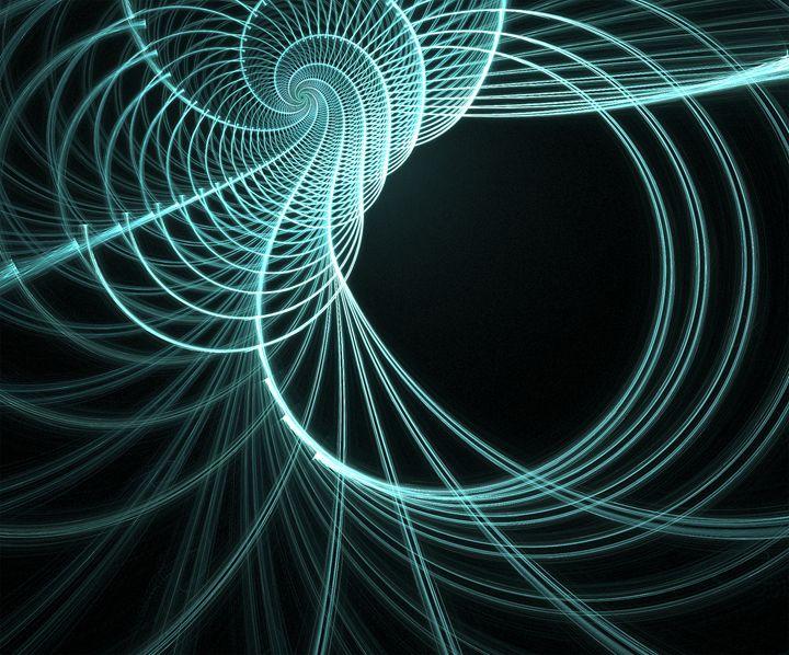 fractal spiral - rokkis