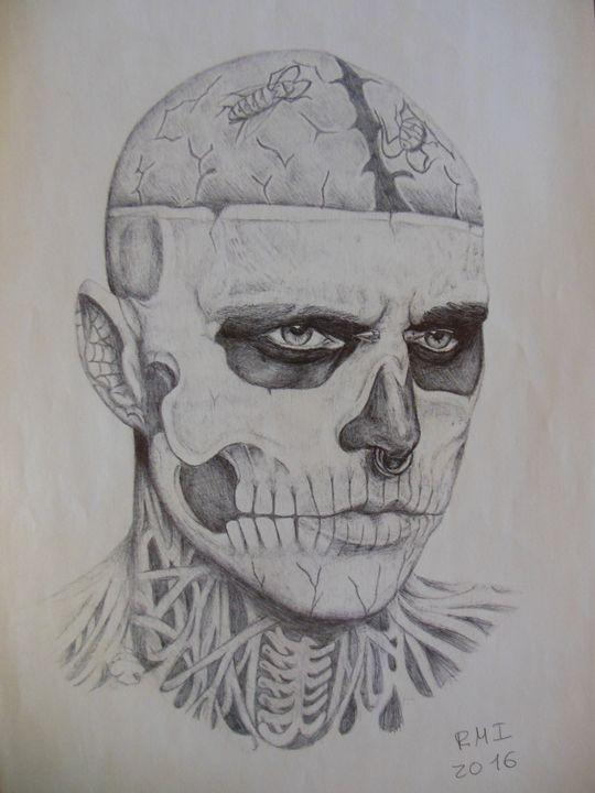 Zombieboy - Rubén Moreno Iniesto