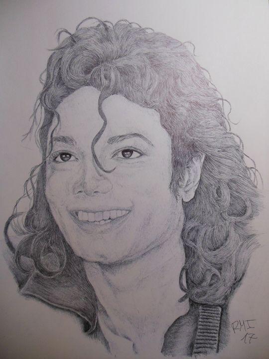Smiling Michael - Rubén Moreno Iniesto
