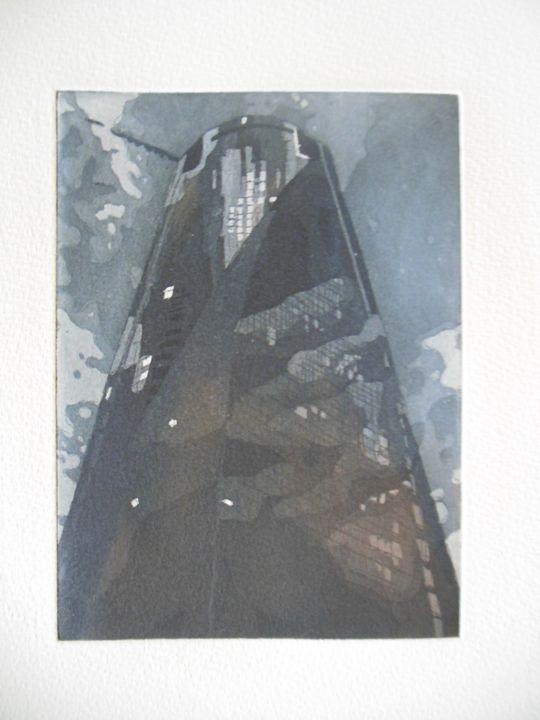 Torre espacio - Rubén Moreno Iniesto