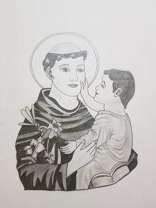 Holy St.Antony