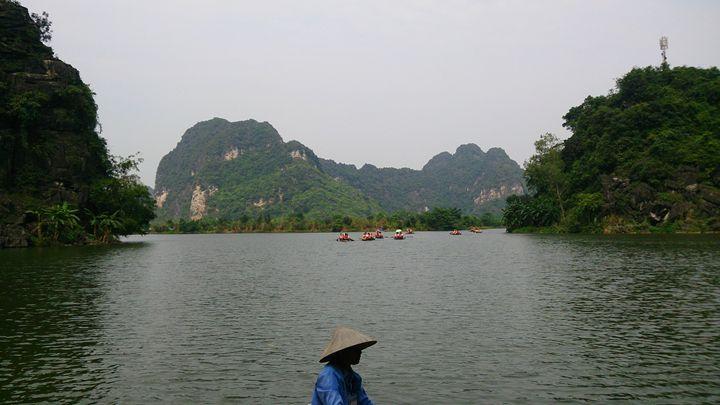 Trang An River - Beautiful Life