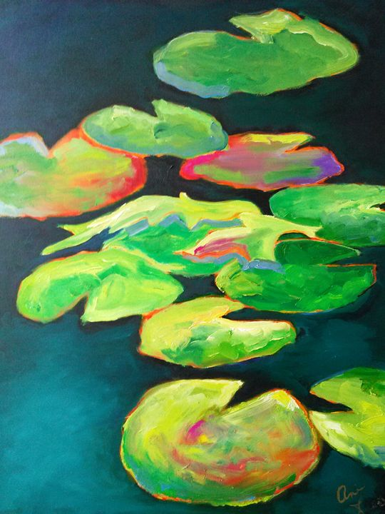 Lily Pads - Who's Your Muse?