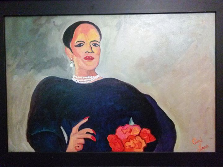 Diana Vreeland II - Who's Your Muse?
